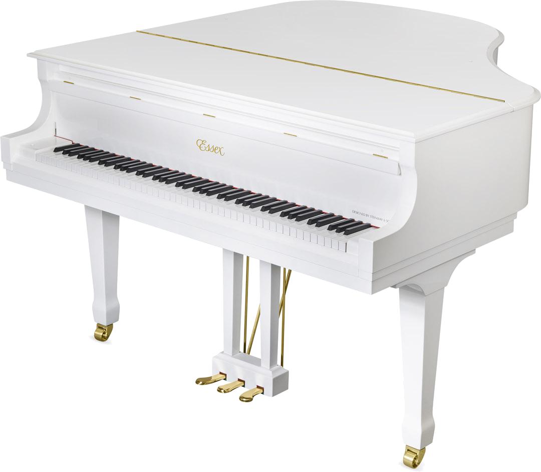piano-cola-essex-egp155-nuevo-blanco-picado