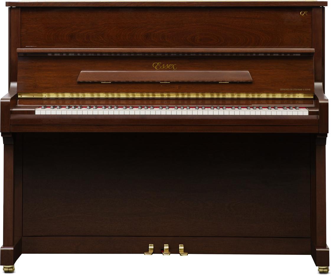 piano-vertical-essex-eup123-nuevo-caoba-frontal-03