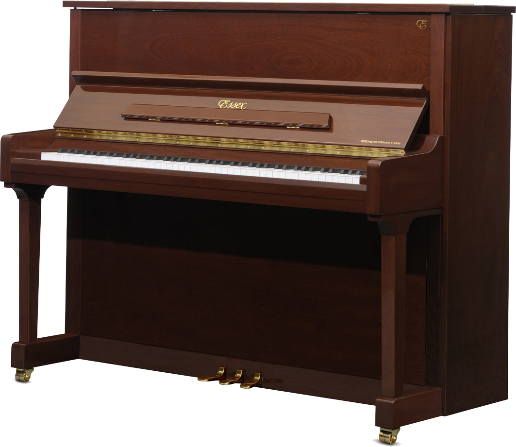 piano-vertical-essex-eup123-nuevo-caoba-frontal