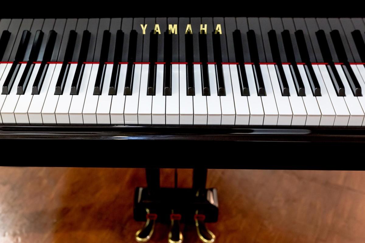 yamaha-G2-5211858-teclado,, marca, pedales