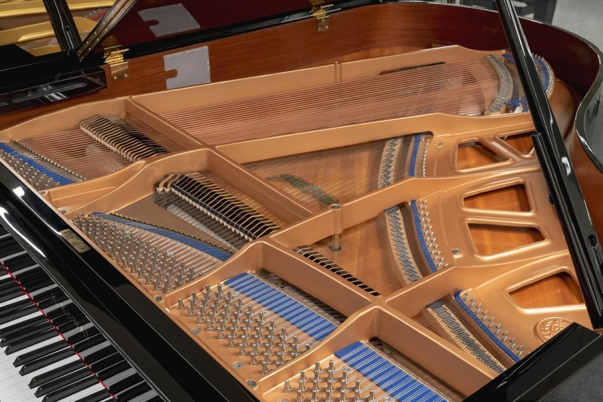 KAWAI KG3 1810133 tabla armónica, clavijero, arpa, puente, cuerdas