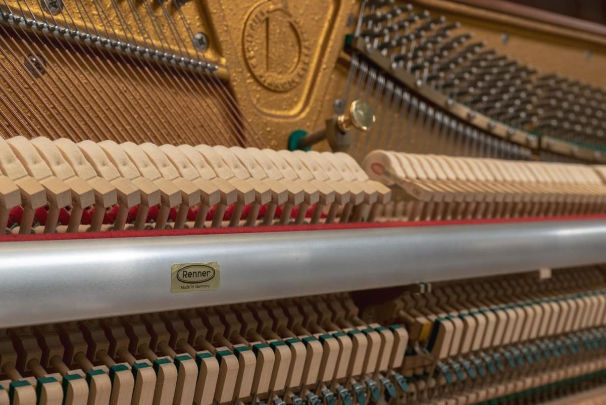 RÖNISCH 118K 202303 mecanismo, martillos, clavijero, apagadores
