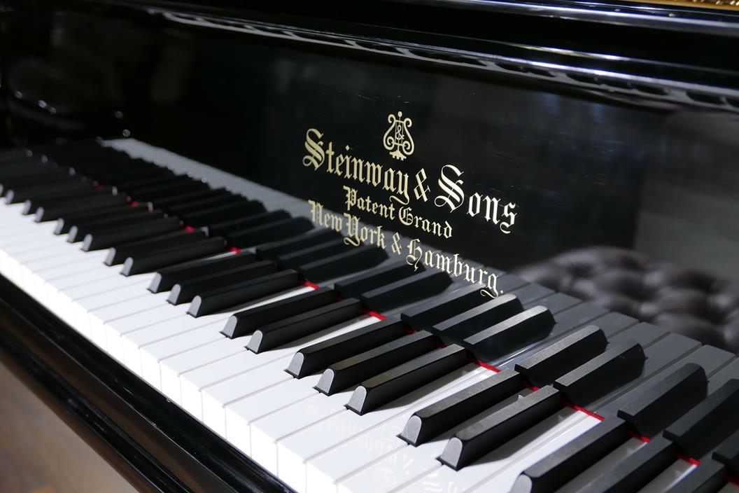 STEINWAY B211 110682 teclado