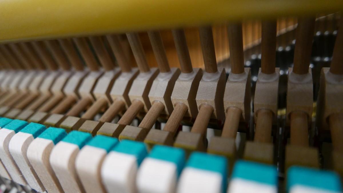 YAMAHA U1 2366299 mecanismo