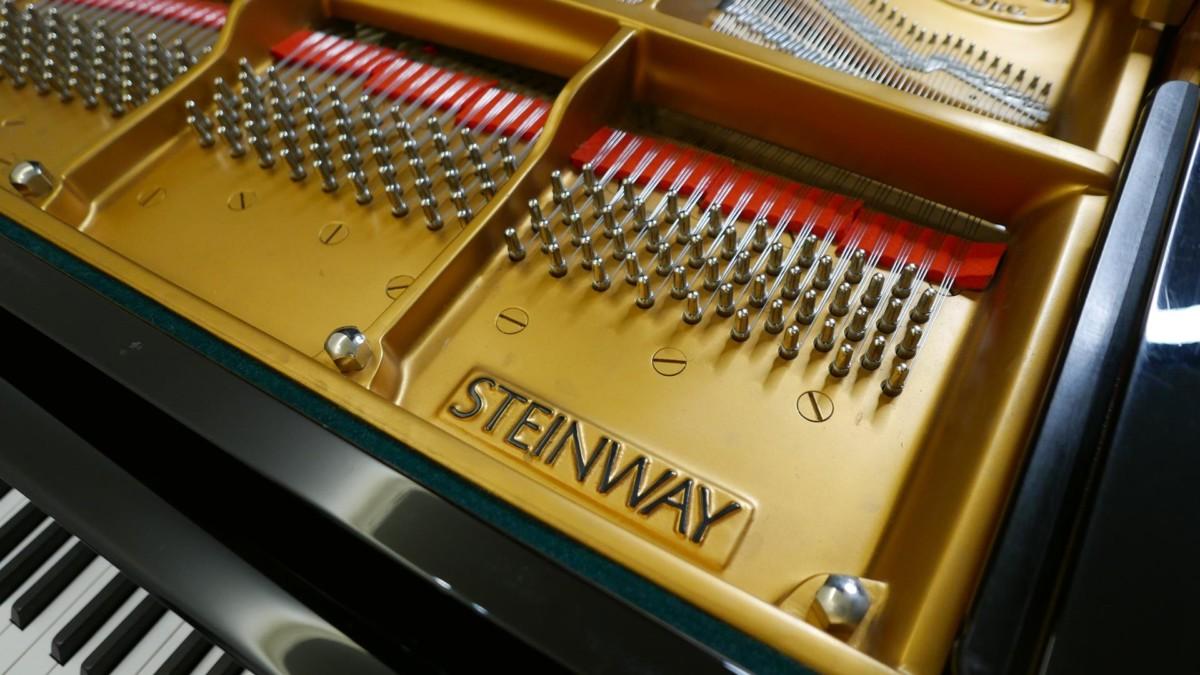 STEINWAY D274 521750 clavijero, arpa