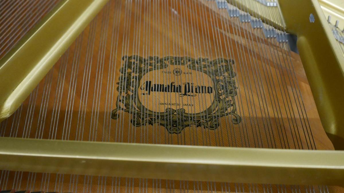 YAMAHA C3 MIDI 4491171 tabla armónica, cuerdas, arpa