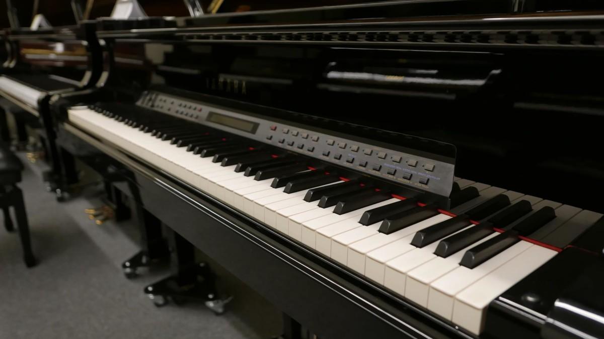 YAMAHA C3 MIDI 4491171 tecaldo, consola