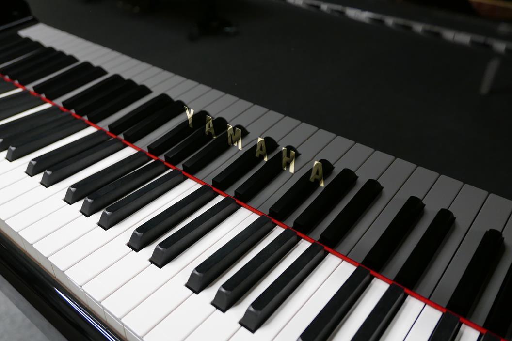 YAMAHA C7 6323760 teclado