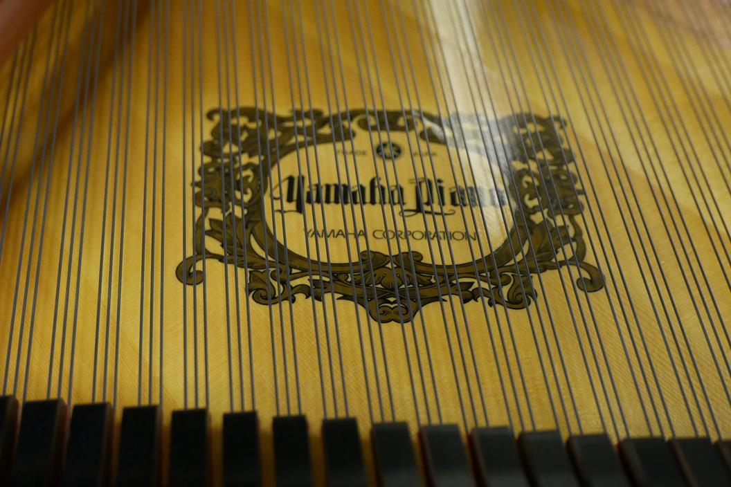 YAMAHA C7 6323760 tabla armónica