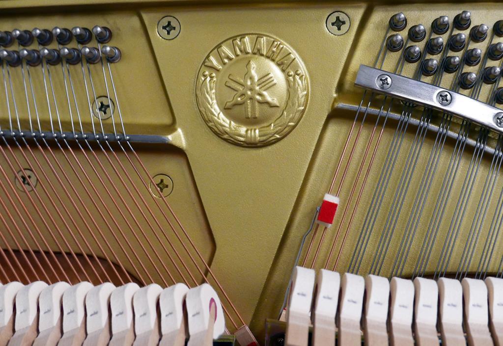 Yamaha U100Sa #5522321 martilos, cuerdas, arpa