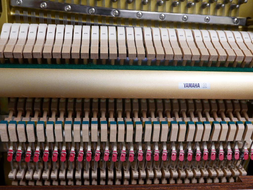 Yamaha U100Sa #5522321 mecanismo, clavijero, martillos