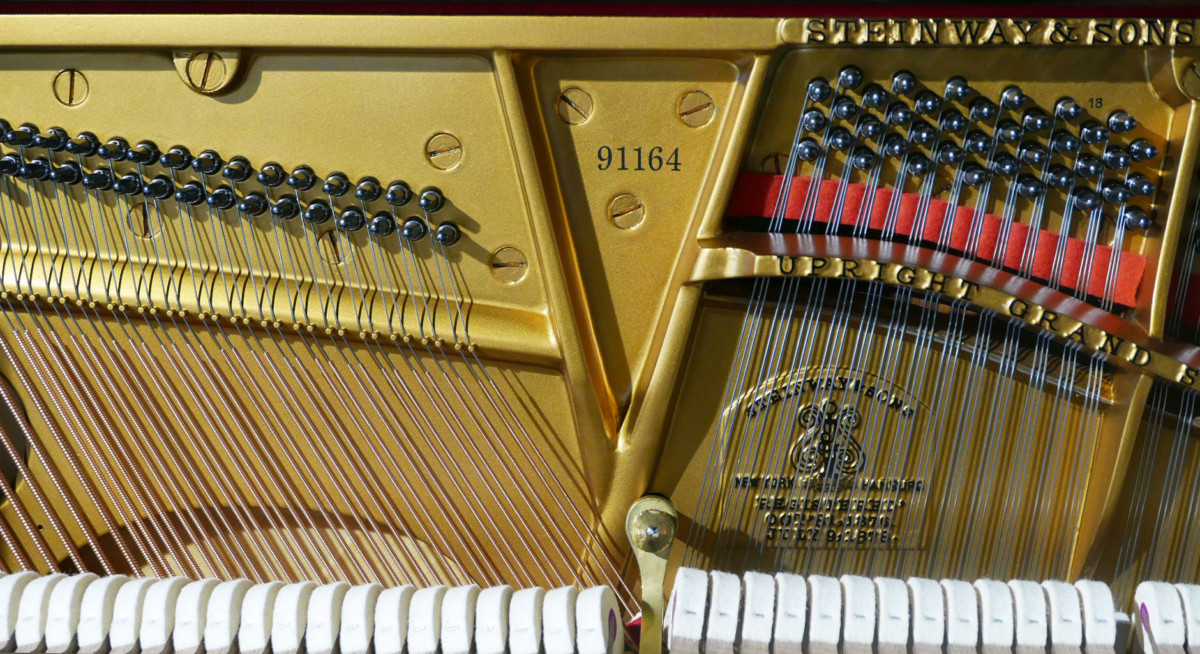 Steinway-Sons-K132-91164-numero-de-serie