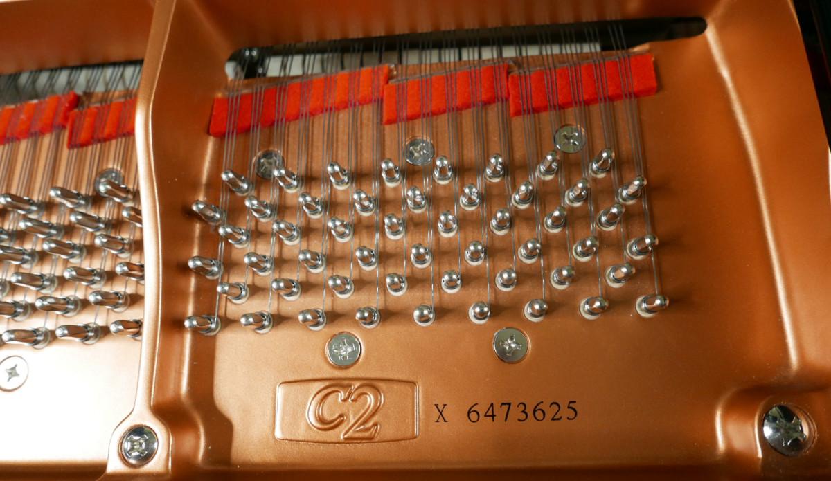 Yamaha CX2 #6473625 numero de serie modelo cuerdas