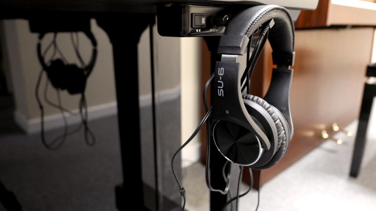 Yamaha U300SX Silent Y #5338514 detalle sistema silent general
