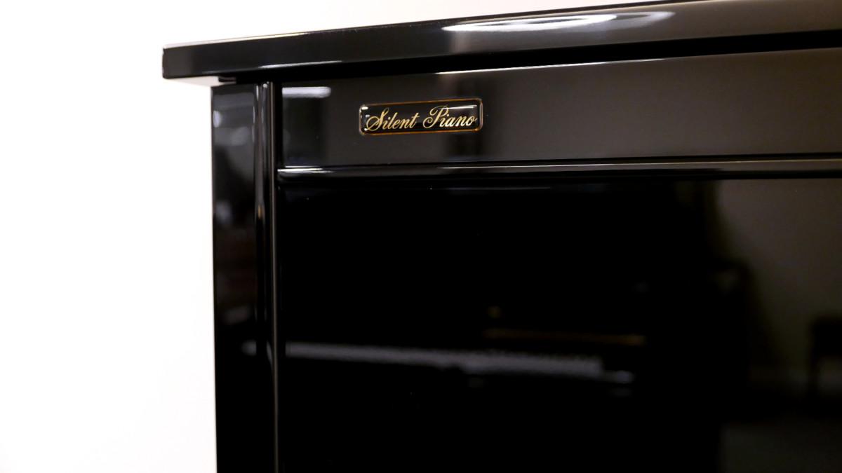 Yamaha U300SX Silent Y #5338514 detalle sistema silent mueble piano