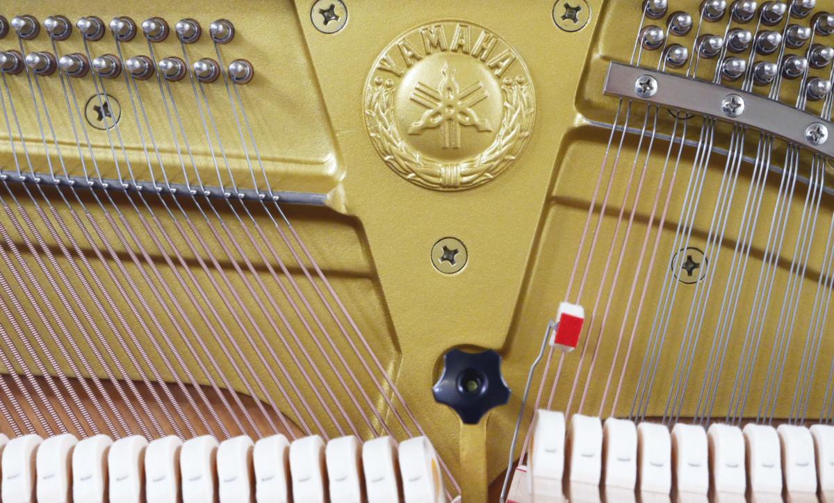 Yamaha U300SX Silent Y #5338514 sello yamaha arpa macillos