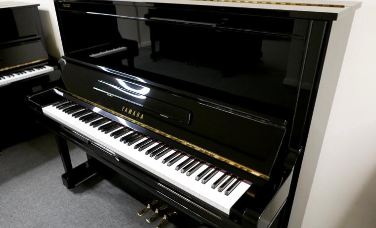 Yamaha U300SX Silent Y #5338514 vista genral piano abierto