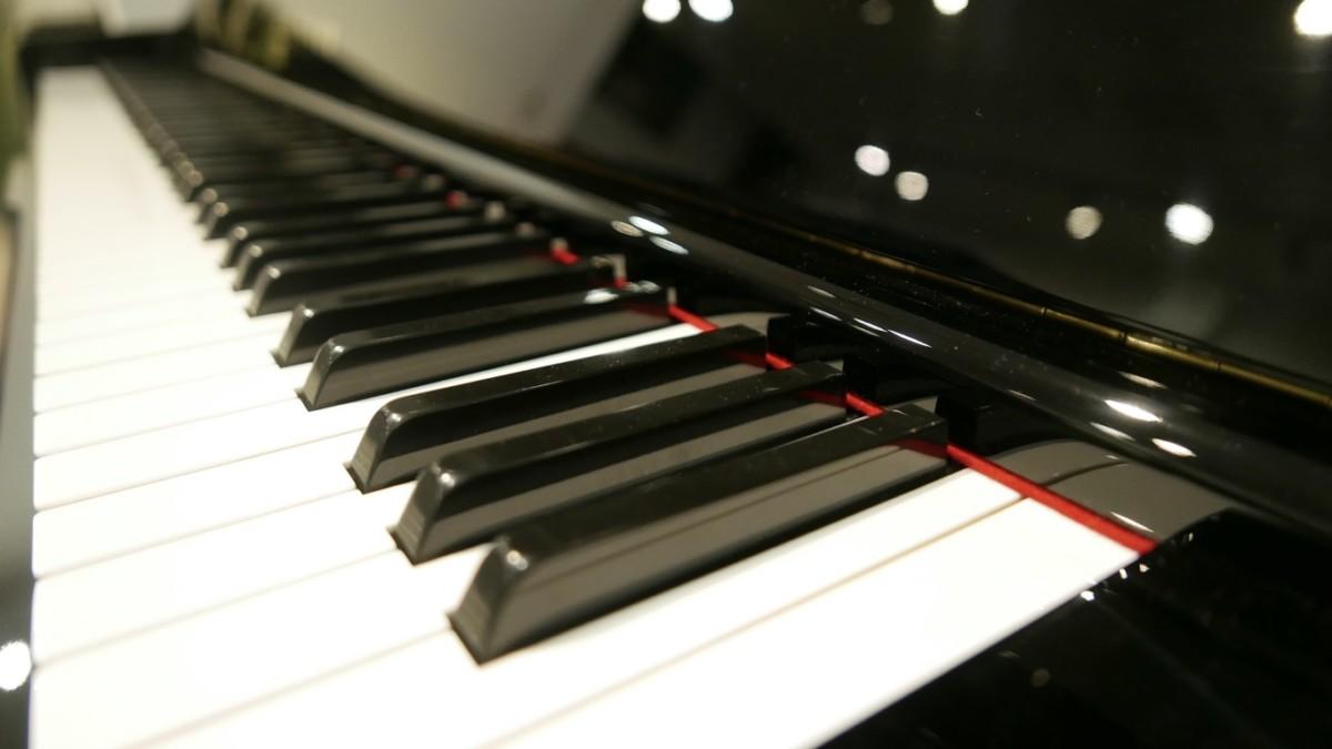 teclado lateral