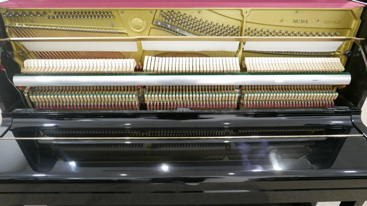 vista frente mecanismo