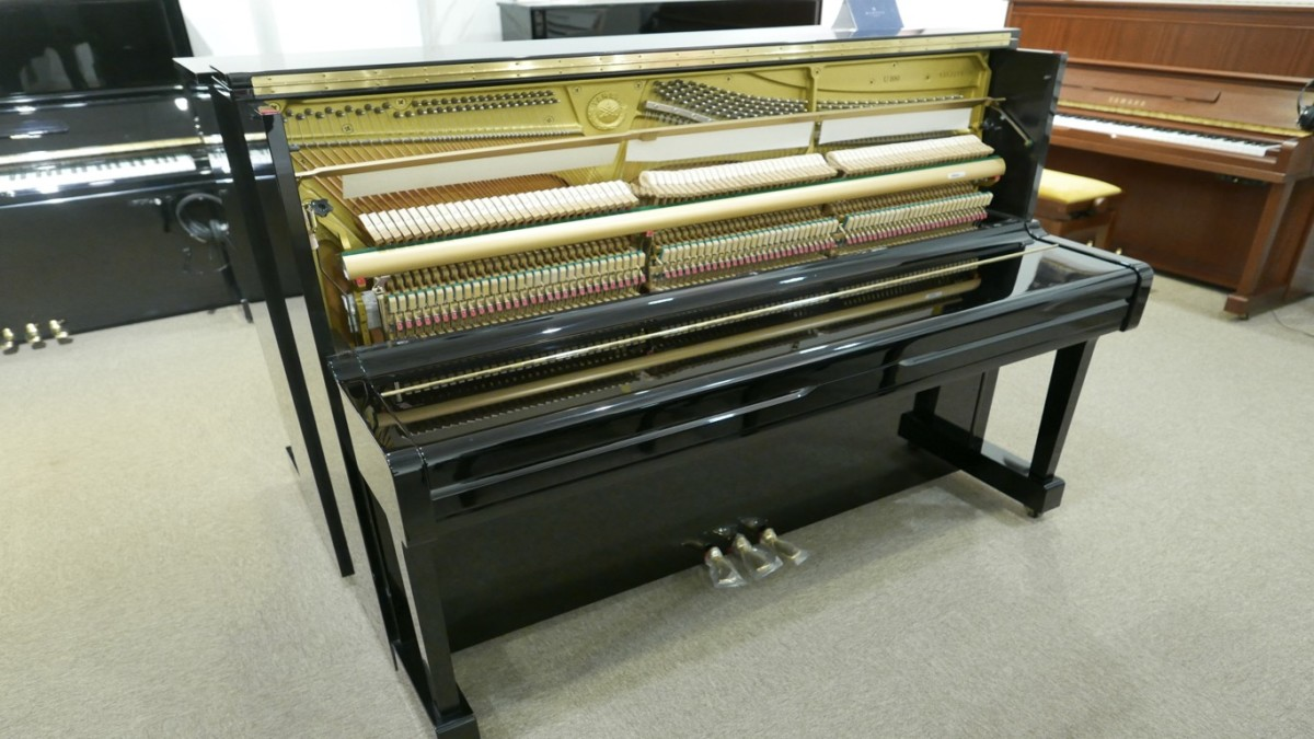 Piano-vertical-Yamaha-U100-5352275-detalle-vista-general-mecanismo-segunda-mano