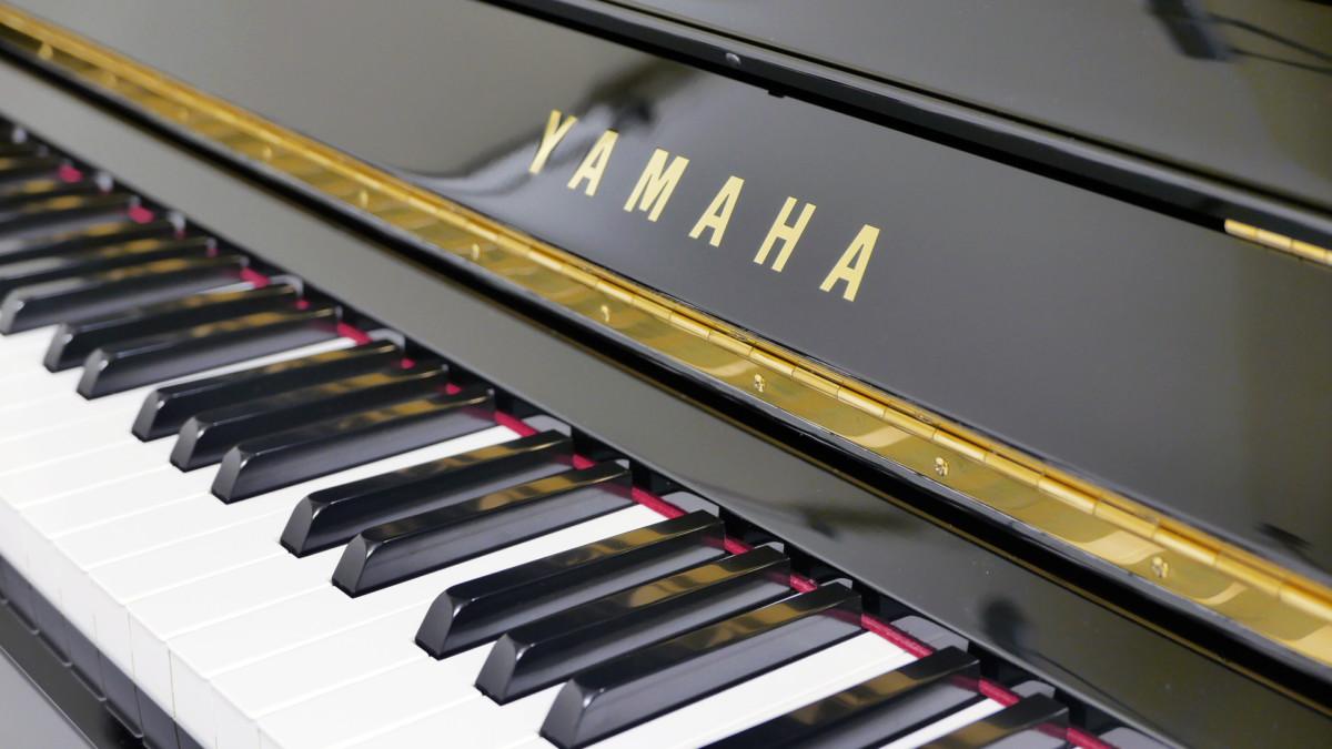 Yamaha U300SX Silent #5421102 teclas teclado marca