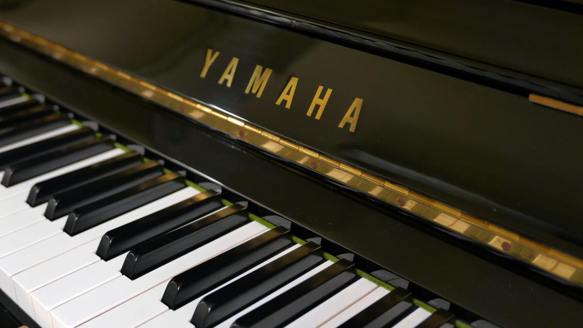 piano vertical Yamaha U3 #4173168 teclado teclas