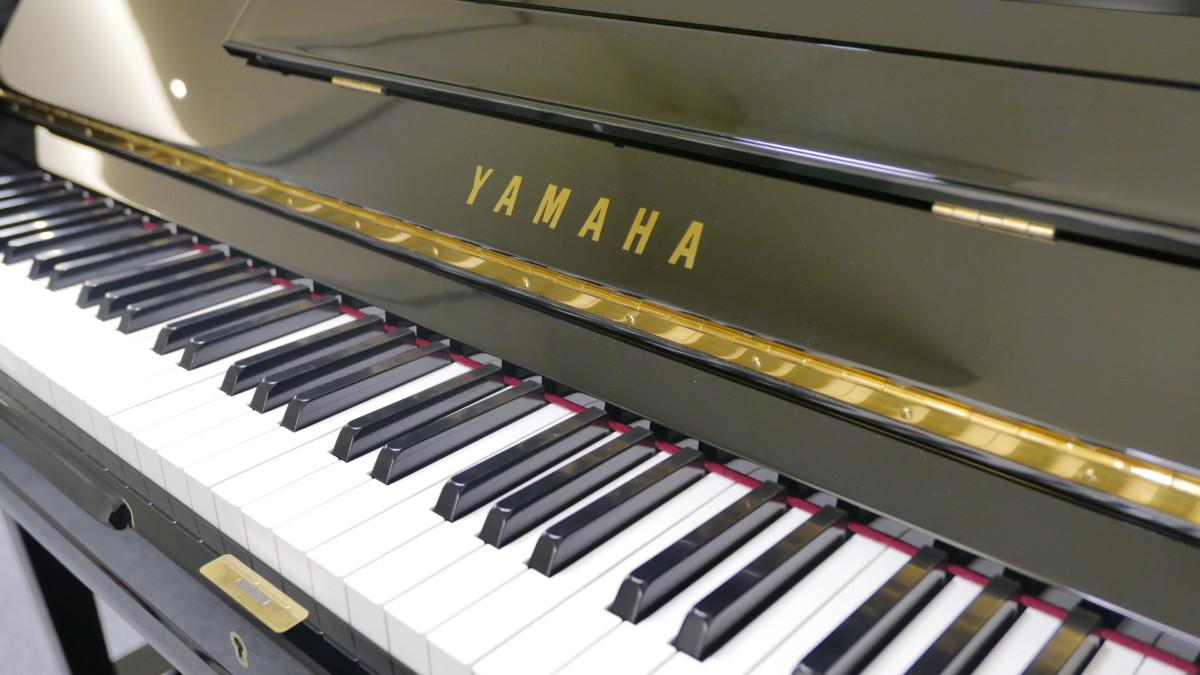 Yamaha U3FS #5075570 teclado atril