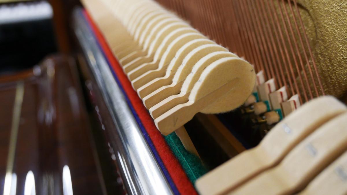 piano vertical Weinbach 115 #157122 deralle martillo martillos macillo macillos