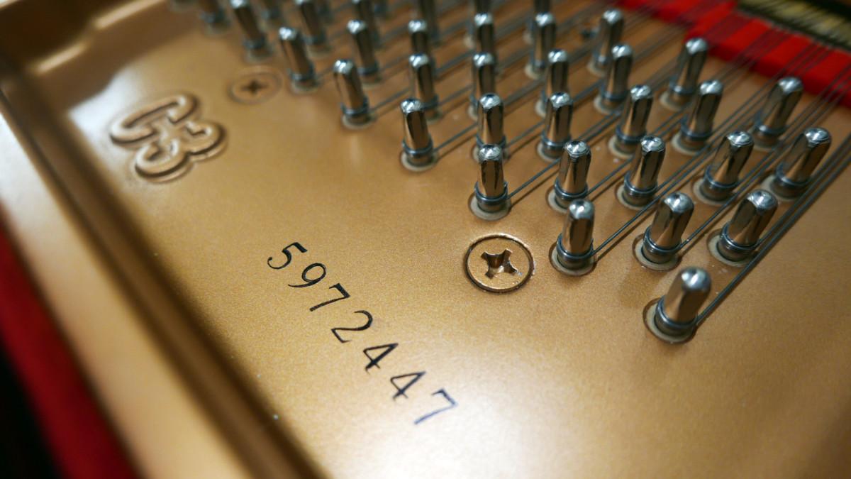 piano de cola Yamaha C3 #5972447 numero de serie modelo