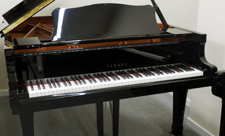 piano de cola Yamaha C3 #5972447 vista general