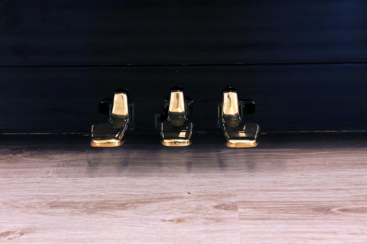 piano vertical Yamaha U1 #2901165 pedales pedal