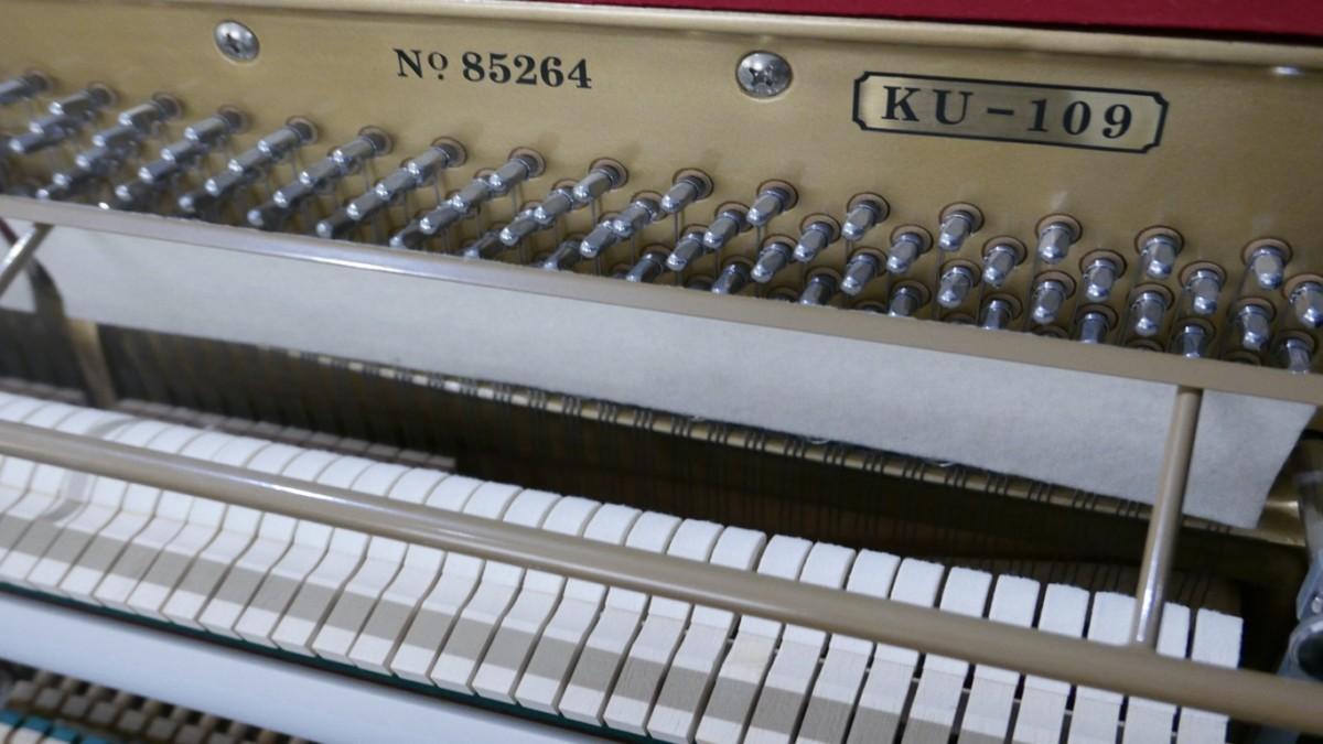 Piano-vertical-Konig-k109-85264-detalle-vista-general-mecanismo-modelo-numero-de-serie