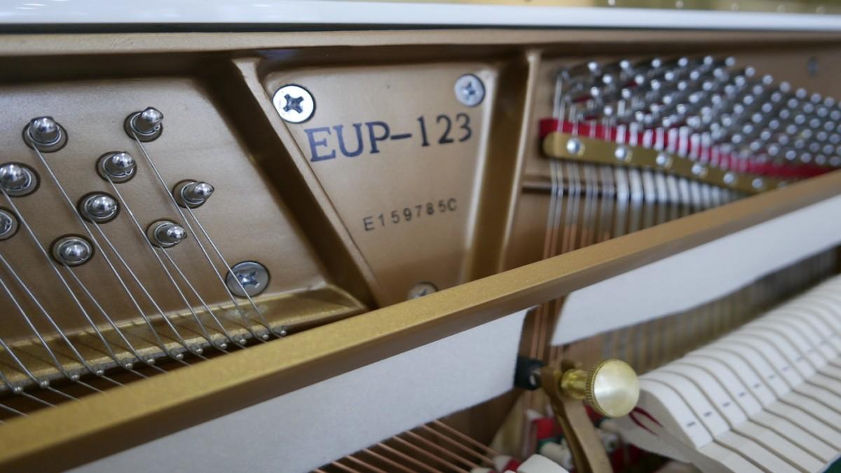 Piano-vertical-Essex-EUP123E-159785-detalle-vista-mecanismo-modelo-numero-de-serie-segunda-mano