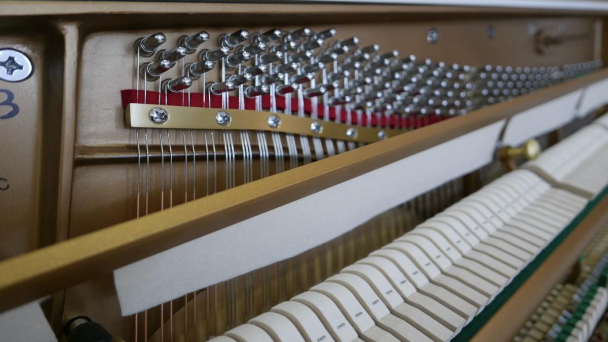 Piano-vertical-Essex-EUP123E-159785-detalle-vista-mecanismo-clavijero-cuerdas-sordina-segunda-mano