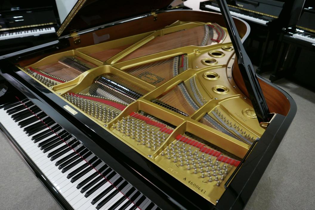 Piano-de-cola-Yamaha-C5-4600641-detalle-bastidor-teclado-segunda-mano