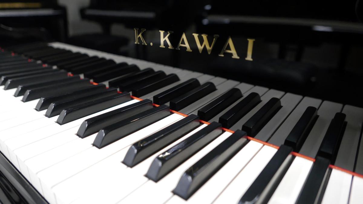 piano de cola Kawai RX7 #2286204 teclado teclas marca