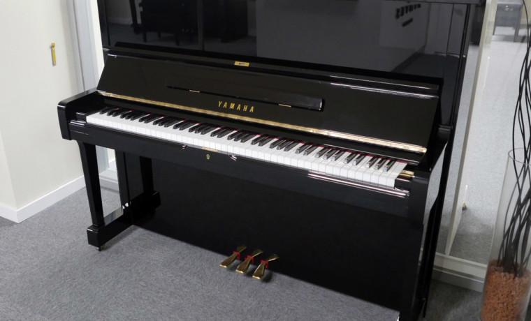 piano vertical Yamaha U1 #3235531 vista general tapa abierta