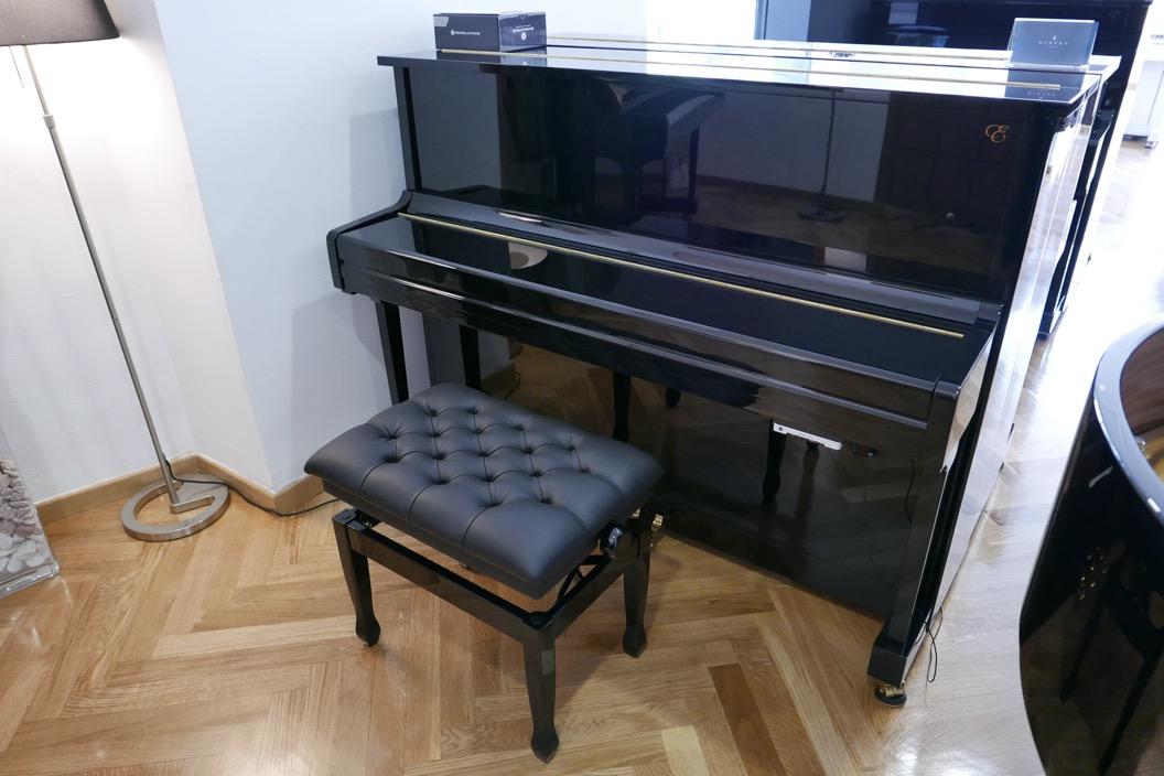 Piano_vertical_Essex_UP116E_silent_167836_detalle_vista_general_con_banqueta_tapa_cerrada_segunda_mano