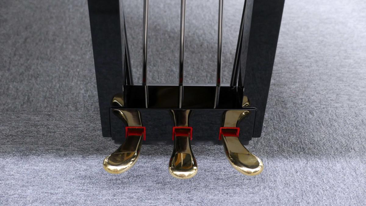 piano de cola Yamaha C6X #6350150 pedales pedal