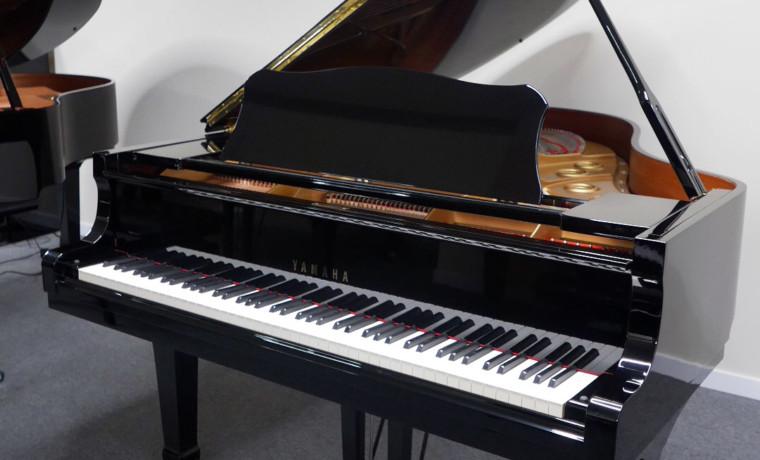 piano de cola Yamaha C3 #4791705 vista general