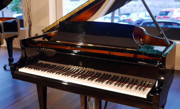 piano de cola nuevo SEMINUEVO. Steinway & Sons M170 Spirio #607508 vista general
