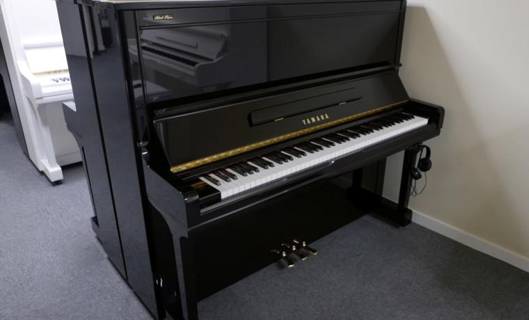 piano vertical Yamaha U300 Silent #5352330 vista general