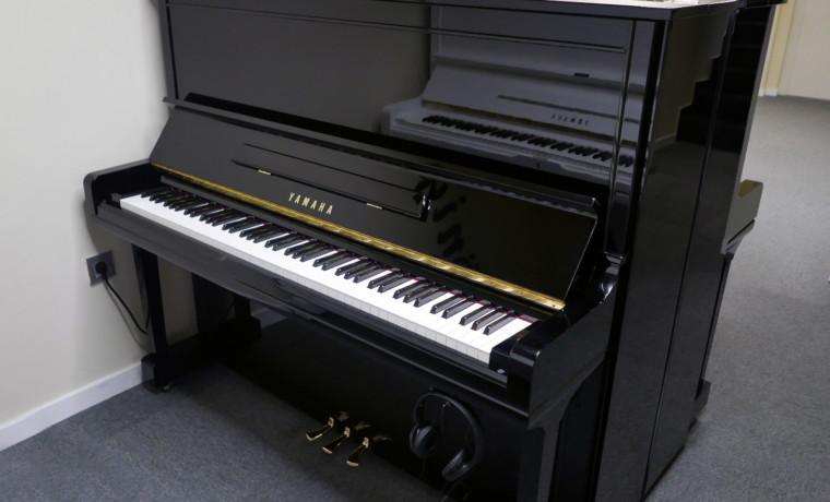 piano vertical Yamaha U300 Silent #5489114 vista general