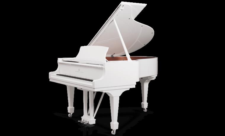 piano de cola Steinway & Sons Spirio O180 Chrome portada