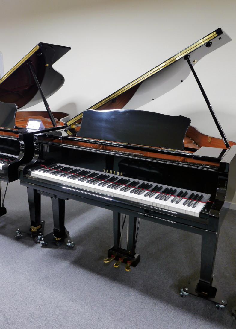 piano de cola Yamaha C1 Silent #6397127 vista general