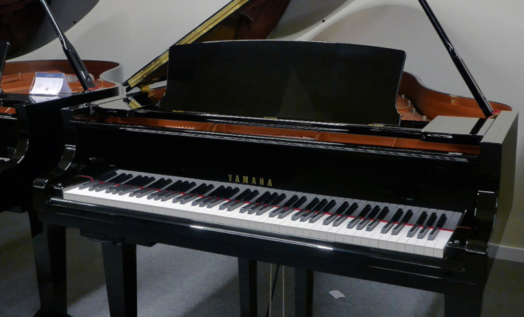 piano de cola Yamaha C3X #6366252 vista general