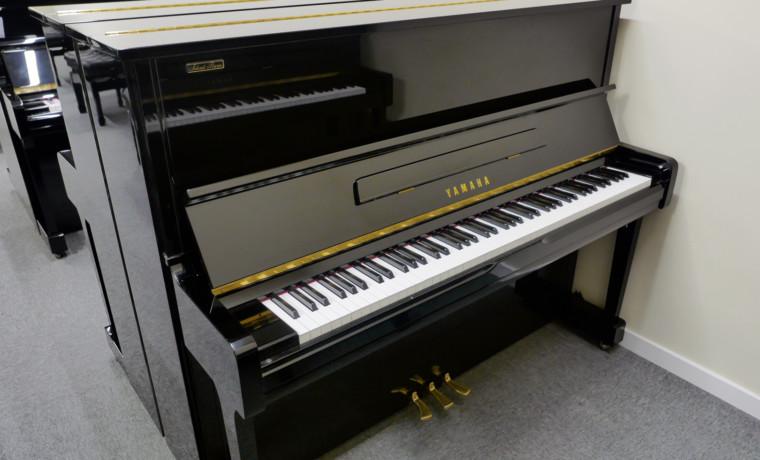 piano vertical Yamaha U100 Silent #5528538 plano general